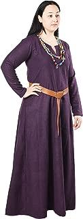 medieval wool dress