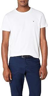 GANT Solid T-Shirt Camiseta para Hombre