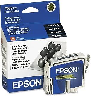 EPST032120 - Epson T032120 DURABrite Ink