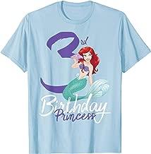 Best disney princess 3rd birthday shirt Reviews