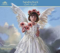 2014 Little Angels By Sandra Kuck Wall Calendar