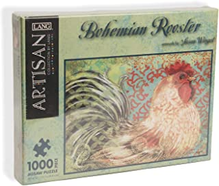 Bohemian Rooster 1000 PC Puzzle