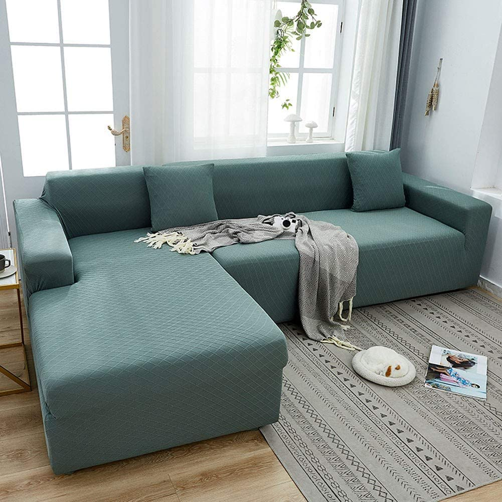 Thick High Ranking TOP12 order Stretch Solid Color Couch Cover Slipcovers Sofa