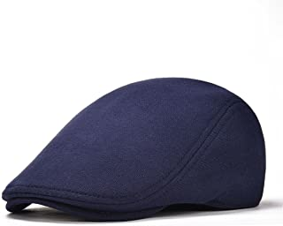 079945c6689 VOBOOM Men s Cotton Flat Ivy Gatsby Newsboy Driving Hat Cap