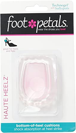 Foot Petals - Technogel w/ Soft Spots Haute Heelz