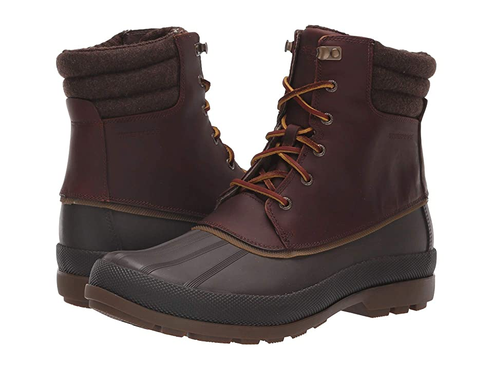 Sperry Cold Bay Boot Ice+ (Tan) Men