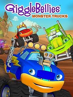 The GiggleBellies: Monster Truck Learning