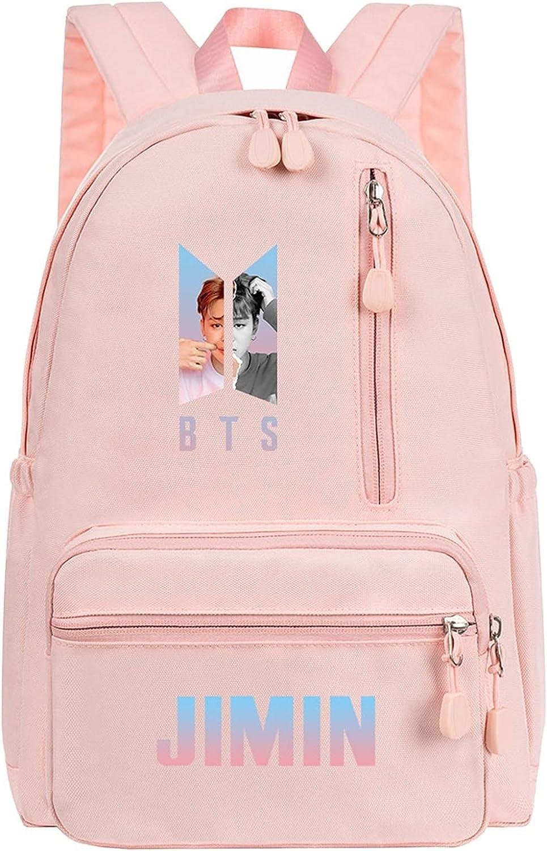 KANGDILE Max 72% OFF BTS Backpack Peripheral New color Fans Shoulder Bag Alb Schoolbag