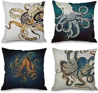 Best octopus throw pillow Reviews