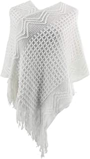 Best girls knitted poncho Reviews
