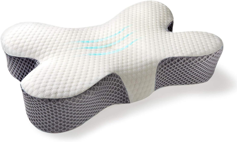 San Jose Mall Cervical Pillow MIZATTO Neck Max 78% OFF Pillows for Shoulder Side Sleeping