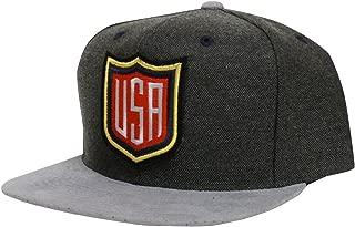 Mitchell & Ness Team USA World Cup of Hockey 2016 Felt Brim Snapback Hat