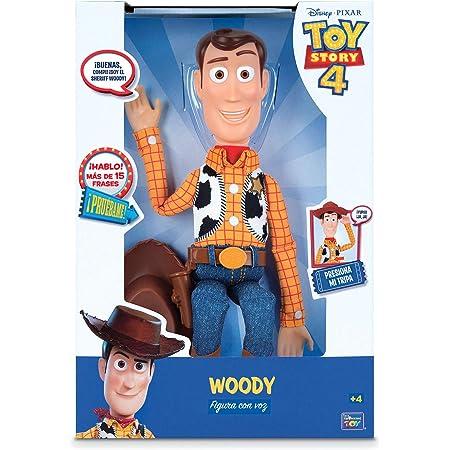 Bizak- Woody con Voz, Multicolor, única (61234071-1)