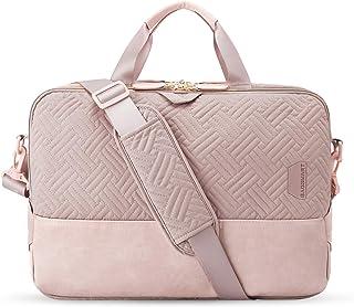 Laptop Bag,BAGSMART 15.6 Inch Laptop Shoulder Bag Briefcase Office Bag for Men Women