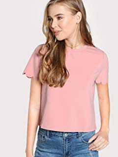 403a6dd963 Amazon.ae: Shein - Tops & Tees / Clothing: Fashion