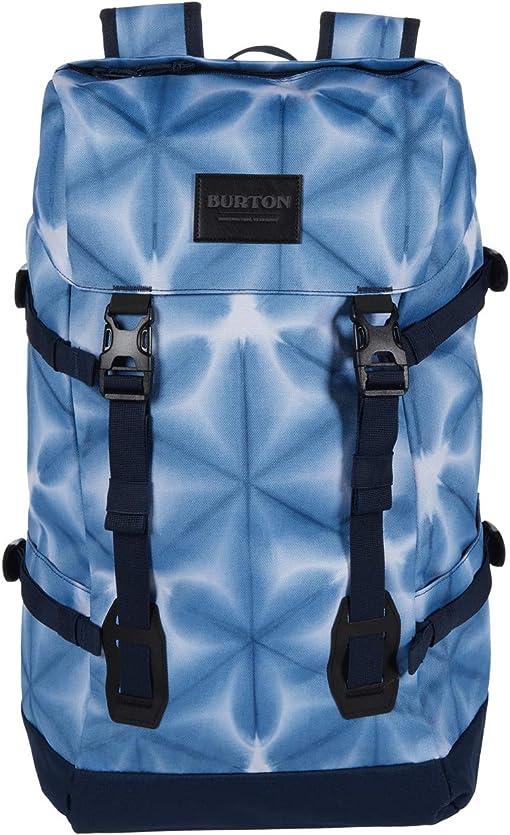 Blue Dailola Shibori