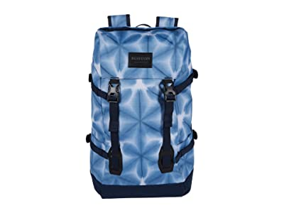 Burton Tinder 2.0 Backpack (Blue Dailola Shibori) Backpack Bags