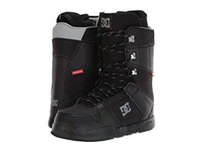 DC Phase Lace Snowboard Boot (Black) Men