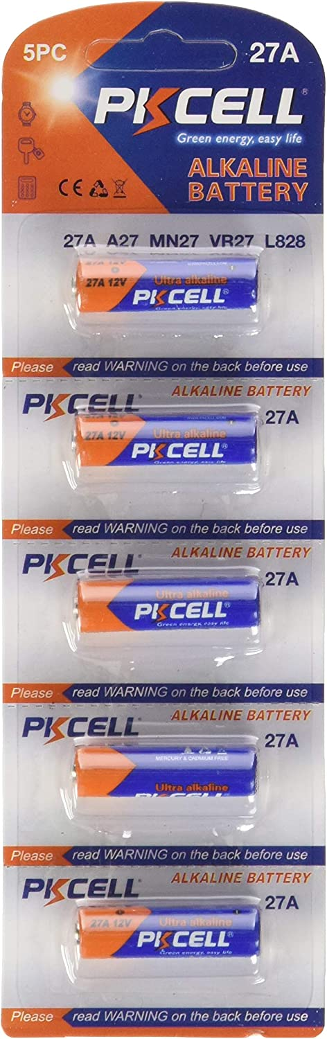 BlueDot Industry No. 1 National uniform free shipping Trading 27A batteries pack 100