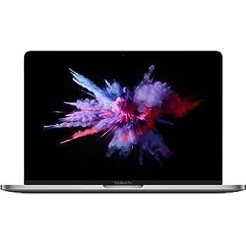 Apple MacBook Pro (13インチ, 一世代前のモデル, 8GB RAM, 128GBストレージ, 1.4GHzクアッドコアIntel Core i5プロセッサ) - スペースグレイ