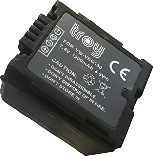 Fuente alimentación premium para Panasonic hdc-hs20 hdc-hs100