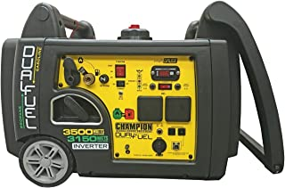 Winch Solutions Kampioen 3100 Watt omvormer Benzine Dual Fuel 73001I DF