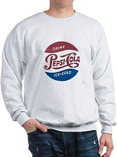 CafePress Pepsi-Cola Ice Cold Classic Crew Neck Sweatshirt
