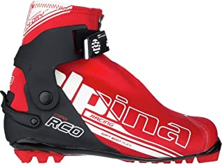 combi cross country ski boots