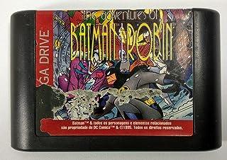 Jogo The Adventures of Batman & Robin original - Mega Drive