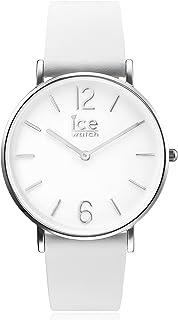 Ice-Watch 001504 Women's Quartz Watch, Analog Display and Leather Strap