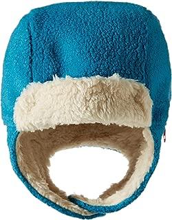 Zutano Baby Cozie Fleece Furry Hat, Pagoda, 18M