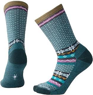 Smartwool PhD Outdoor Light Crew Socks - Women's Cozy Cabin Wool Performance Sock