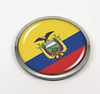 ALL GAVE SOME SOME GAVE ALL 3D Domed Emblem Badge Car Sticker Chrome ROUND Bezel