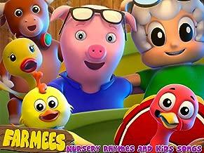 Farmees - Nursery Rhymes and Kids Songs