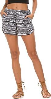 02cb812e5 Women's Casual Shorts Sexy Hot Pants Boho Summer Beach Trousers Mini Shorts