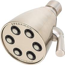 Speakman S-2252-BN Signature Brass Icon Anystream High Pressure Adjustable Shower Head,..