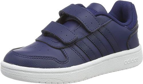 adidas Hoops 2.0 CMF C, Chaussures de Running Garçon Fille ...