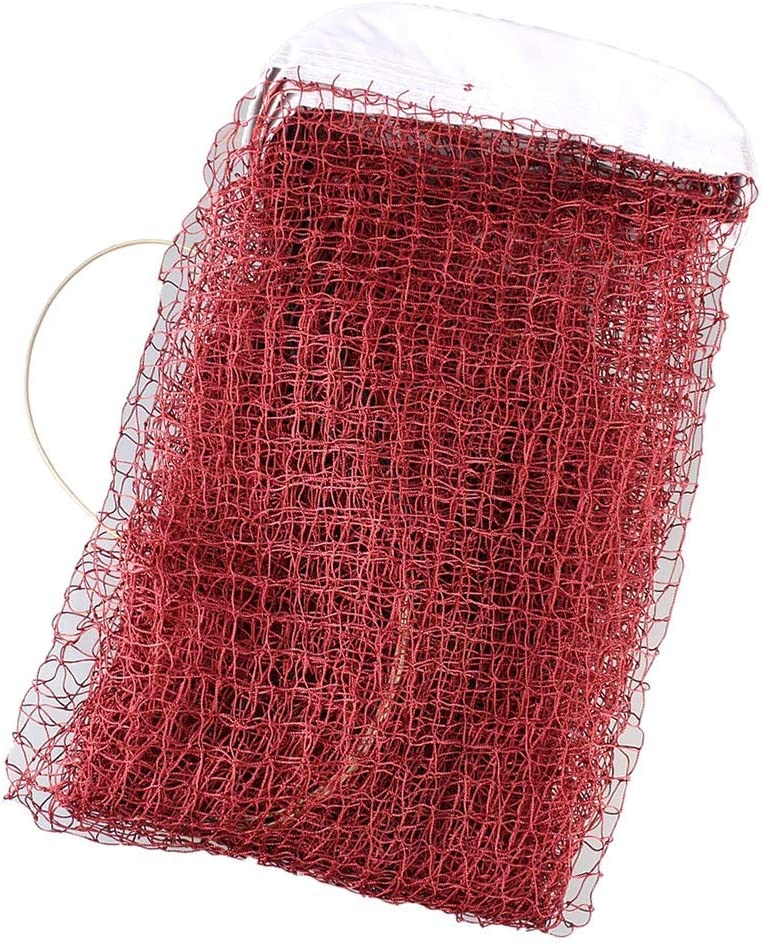 Backbayia Portable Super special price Badminton Net Volleyball for Tennis Direct stock discount Indoo