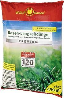 WOLF-Garten – Rasen-Langzeitdünger »Premium« 120 Tage LE 450, 3830045