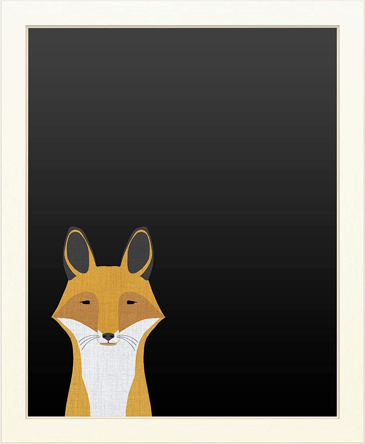 Trademark Fine Art Foxy by 16x20 Board Bailey New Free Shipping Challenge the lowest price of Japan ☆ Annie Chalk