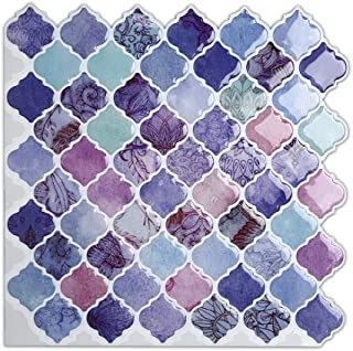 Magictiles Peel and Stick Tile for Kitchen Backsplash, Stick on Tiles for Wall Decorative, 10