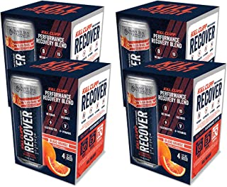 Kill Cliff Blood Orange Recovery & Hydration Drink 16-12 oz Cans