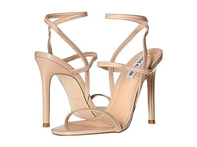 Steve Madden Nectur Heeled Sandals (Nude) High Heels