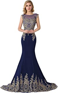 Best scoop neck prom dress Reviews