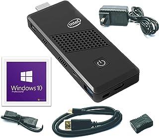 Intel Stick Compute N4120【AtomZ8350の2.5~4倍高速】/ 4GB / 64GB / 2画面 4K対応 / Windows 10 Pro:【Model S41 Pro】