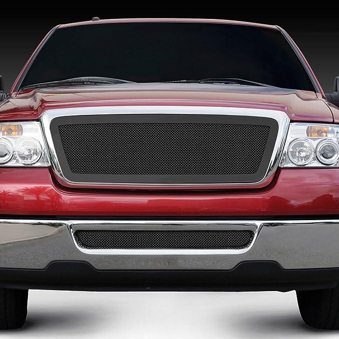 innova3.com Automotive Grilles For 04-08 Ford F150 Main Upper Mesh ...