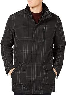 Ryan Seacrest Distinction Mens 3-in-1 Plaid Jacket