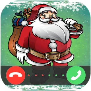santa claus voice message
