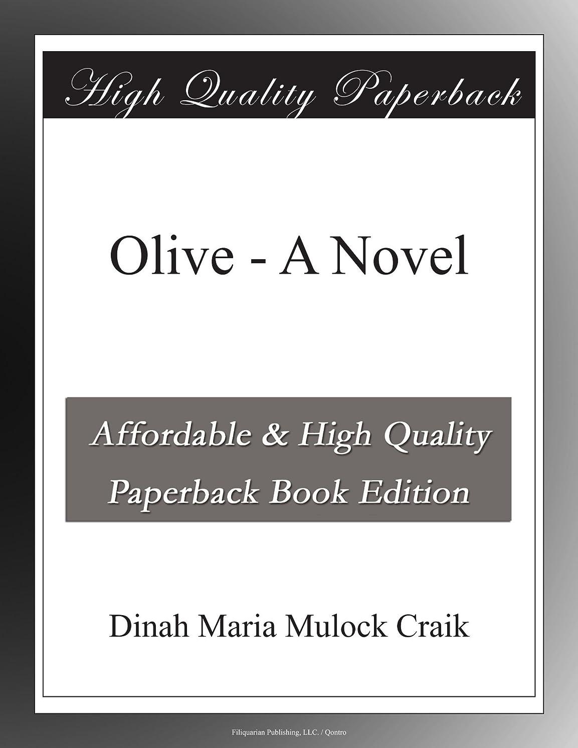 Olive - A Novel
