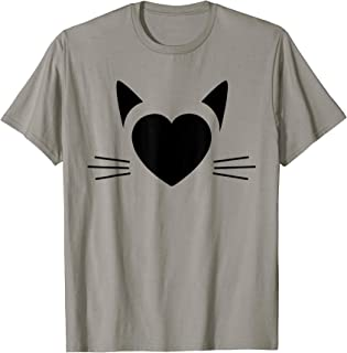 Siamese Cat T-shirt. Thai, Siamese, Black Cats lover tshirt.